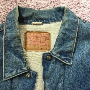 Levi's Jackets & Coats - Vintage Levi's Denim Jacket
